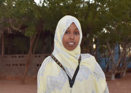 Ifrah is about giving women the opportunity to thrive and protecting them from violence is absolutely vital to ensuring they can achieve their dreams.