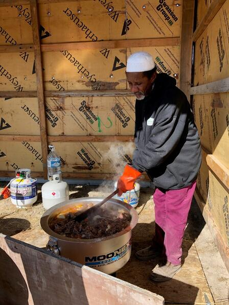 Utah Refugee Goats, founded by the East African refugee community, provides refugees in Utah access to halal goat meat, income-generating goat husbandry, and educational youth activities.