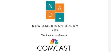 The New American Dream Lab hosted by the International Rescue Committee and sponsored by Comcast will be held February 27 to recognize New American entrepreneurs.