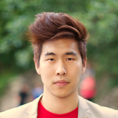 Headshot of volunteer Daniel Peng