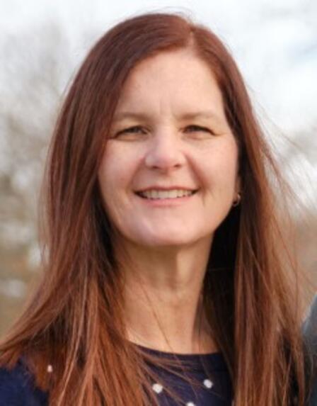 Betsy, long-time IRC volunteer