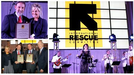 Honorees of the 2016 Refugio gala in Miami