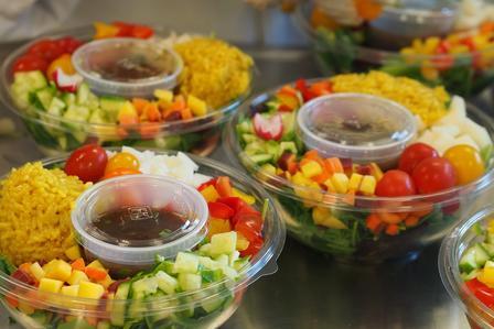 Project Chop Super Salad