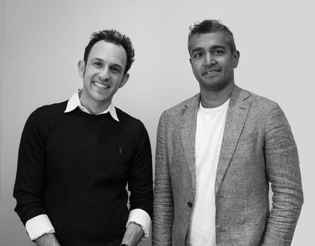 Ravi Gurumurthy and Grant Gordon