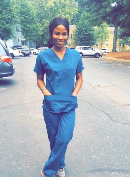 Now a certified Medical Assistant, Love is excited to begin her career.