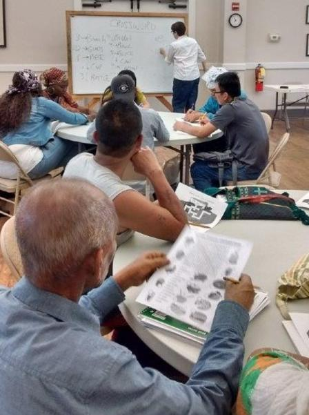 IRC is now offering English classes at Clarkston Community Center every Tuesday and Thursday from 6-9pm!
