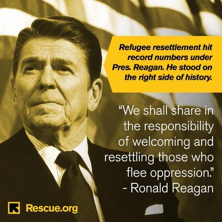 Ronald Reagan U.S. President