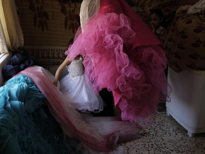 Wedding dresses in Jordan