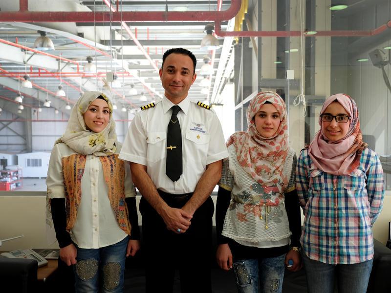making dreams soar for syrian and jordanian girls international