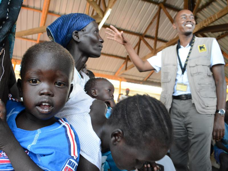 refugees cholera Kenya
