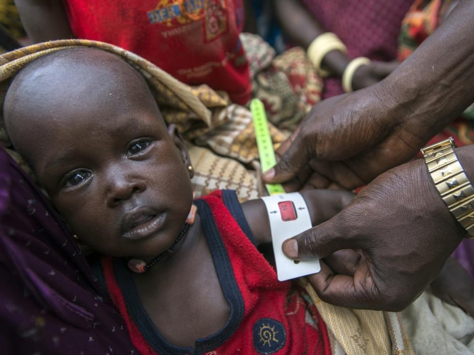 Famine Crisis - Donate Now