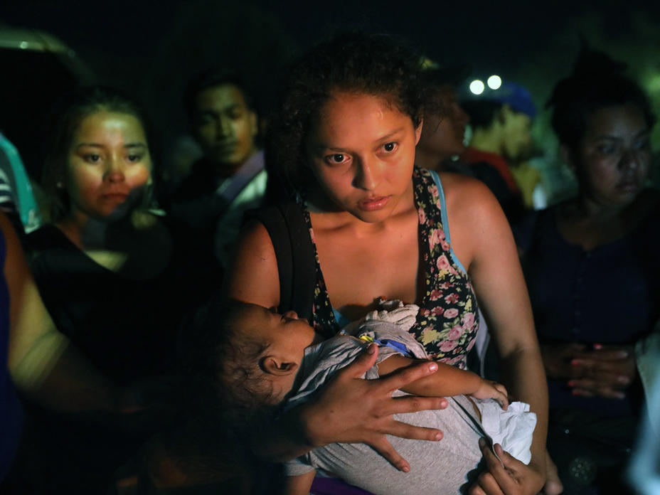 Help us provide critical support to families separated at the U.S.-Mexico border.