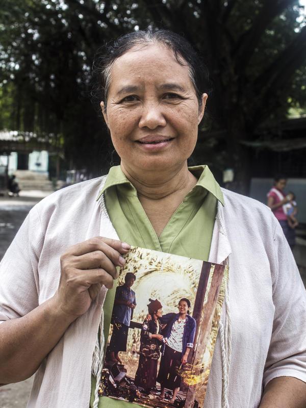Dr. Cynthia Maung, a Burmese refugee