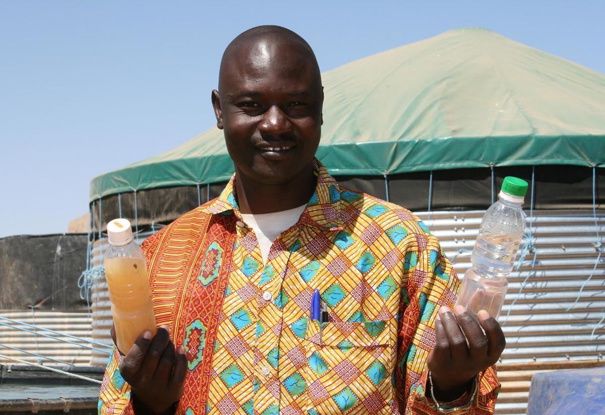 Improving water and sanitation