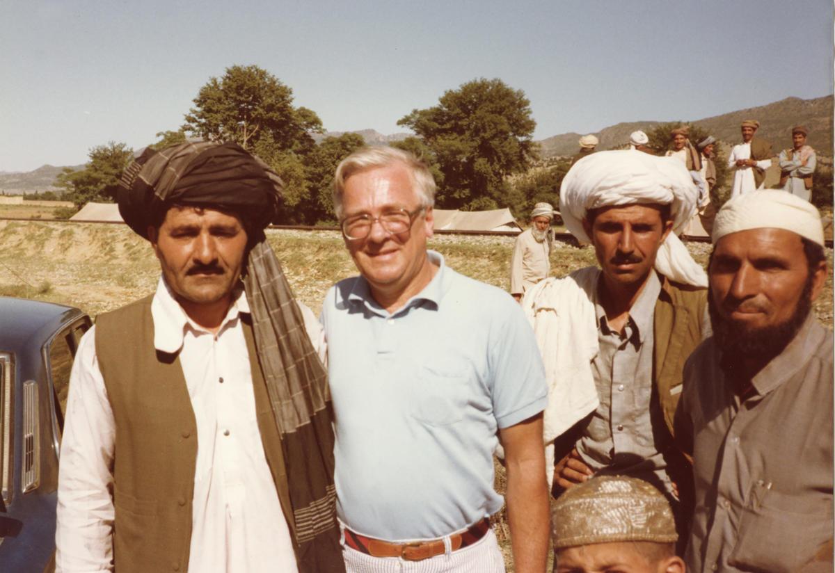 Former IRC Chairman John Whitehead