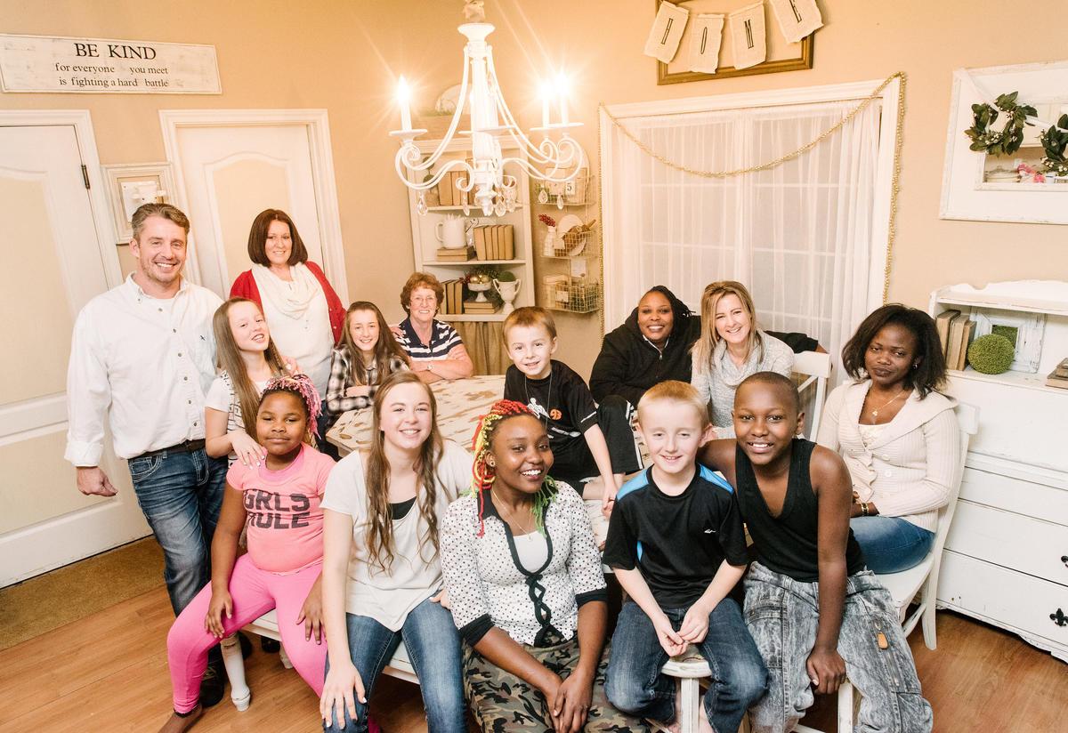 The Nash and Balubwila family