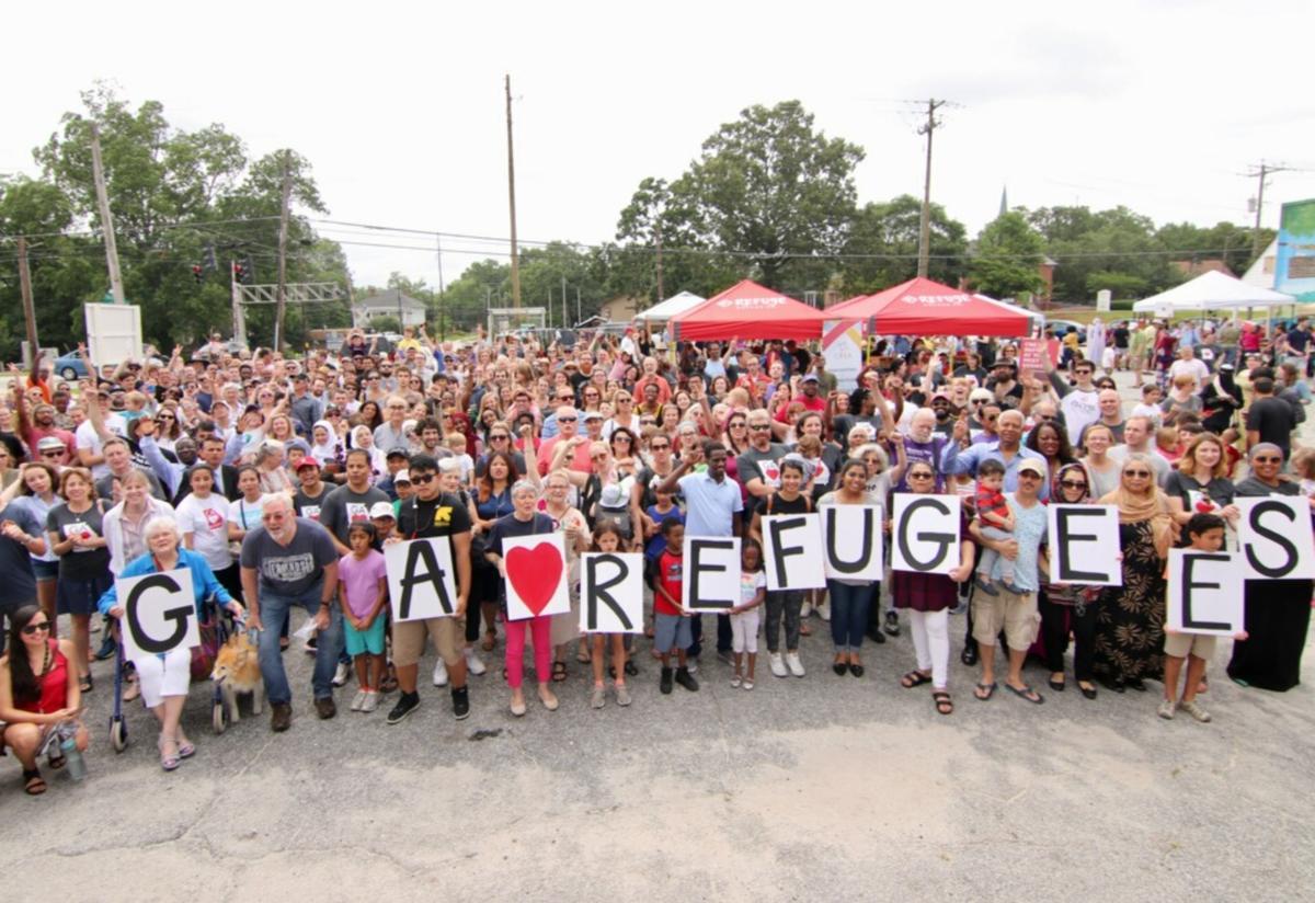 Georgia Loves Refugees!