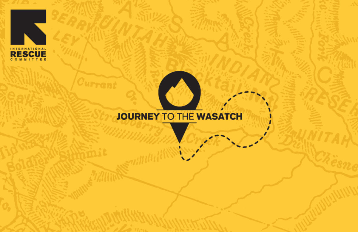 Join the International Rescue Committee in Salt Lake City at Journey to the Wasatch to celebrate 25 years of serving refugees in our community!