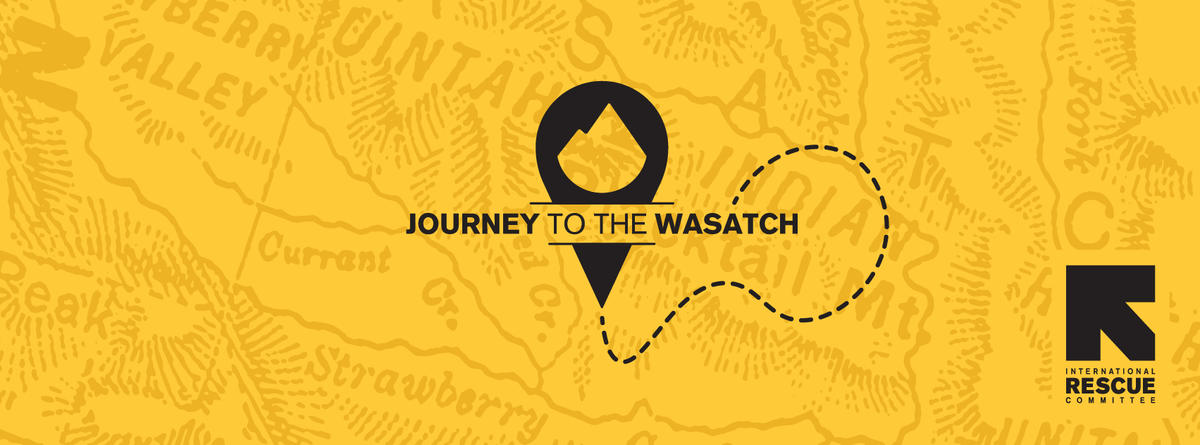 Join us at Journey to the Wasatch to celebrate 25 years of serving refugees in our community!