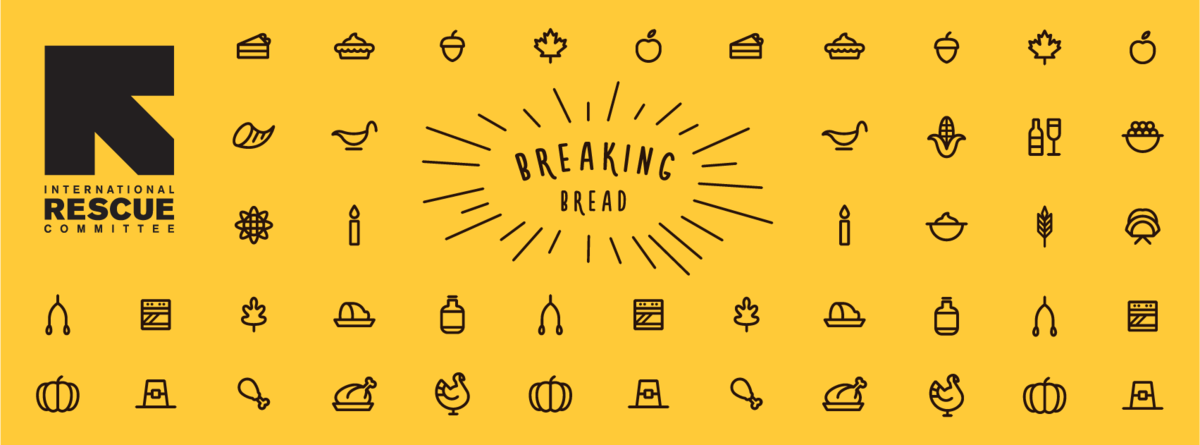 Support the work of the International Rescue Committee in Salt Lake City by attending Breaking Bread!