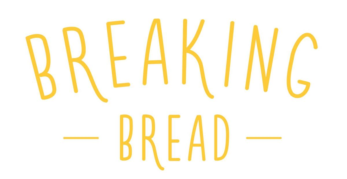 Breaking Bread Event Logo 2016