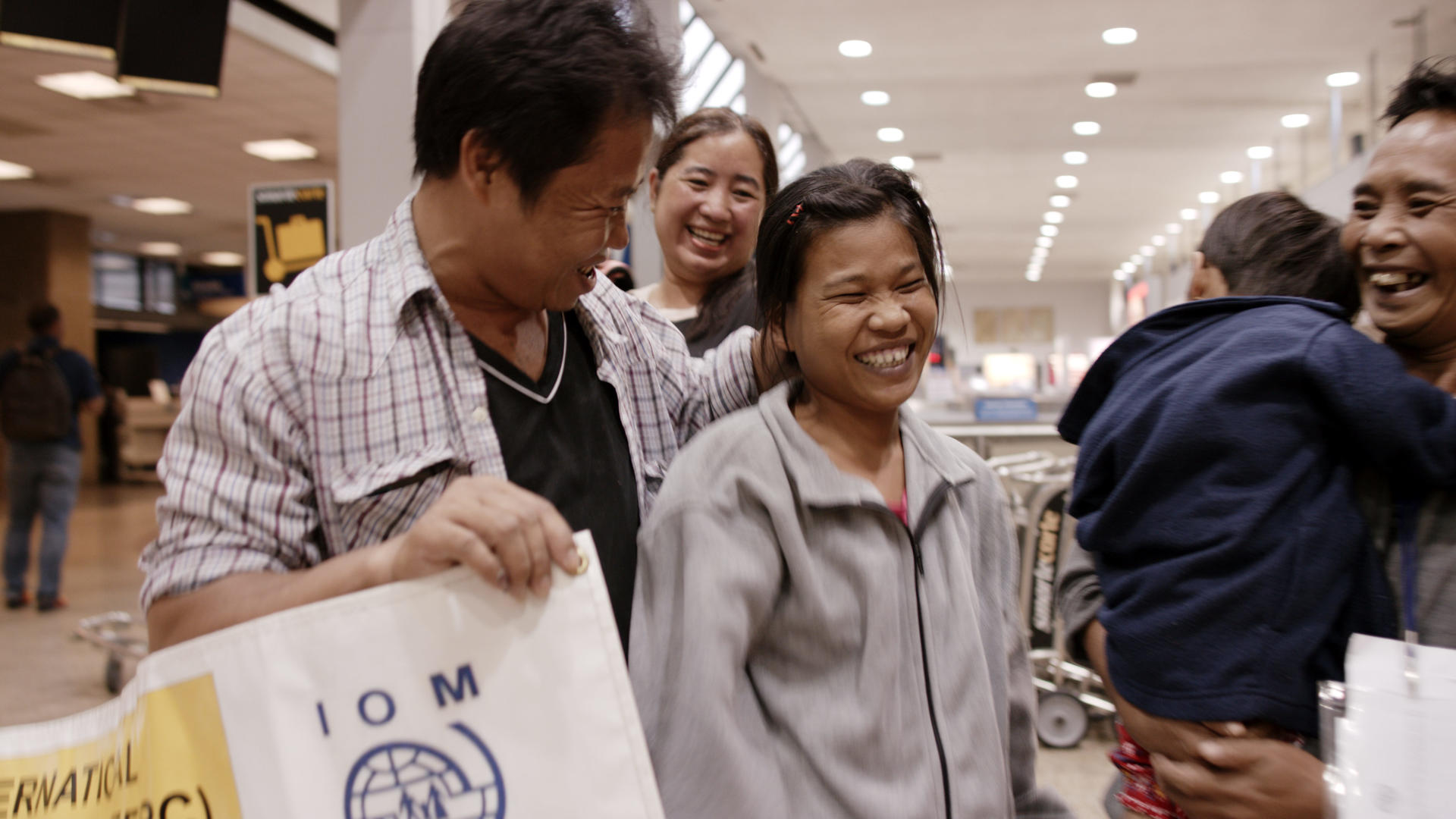 From Life In Limbo To Refuge In Utah International Rescue
