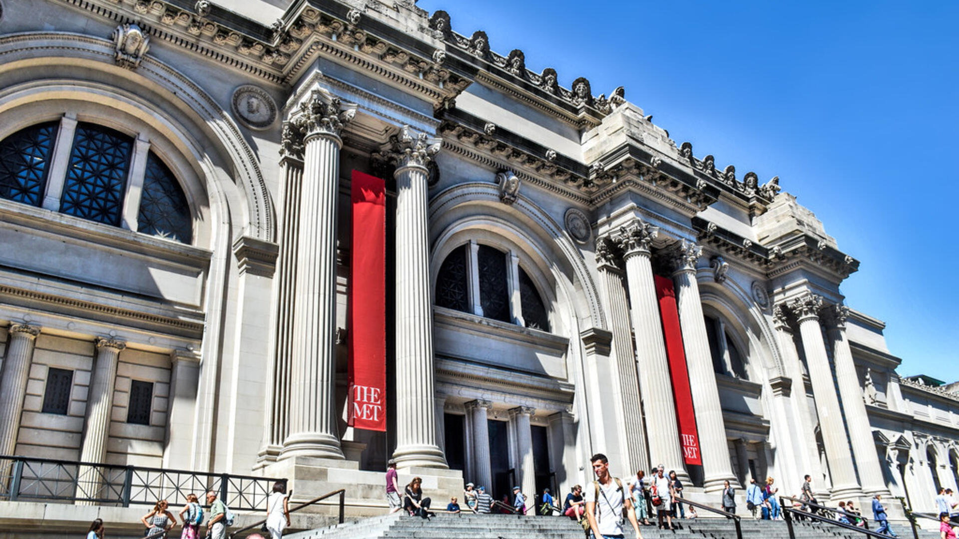 """""""The Metropolitan Museum of Art - NYC"""" by S©'rates is licensed under CC BY-NC-SA 2.0"""