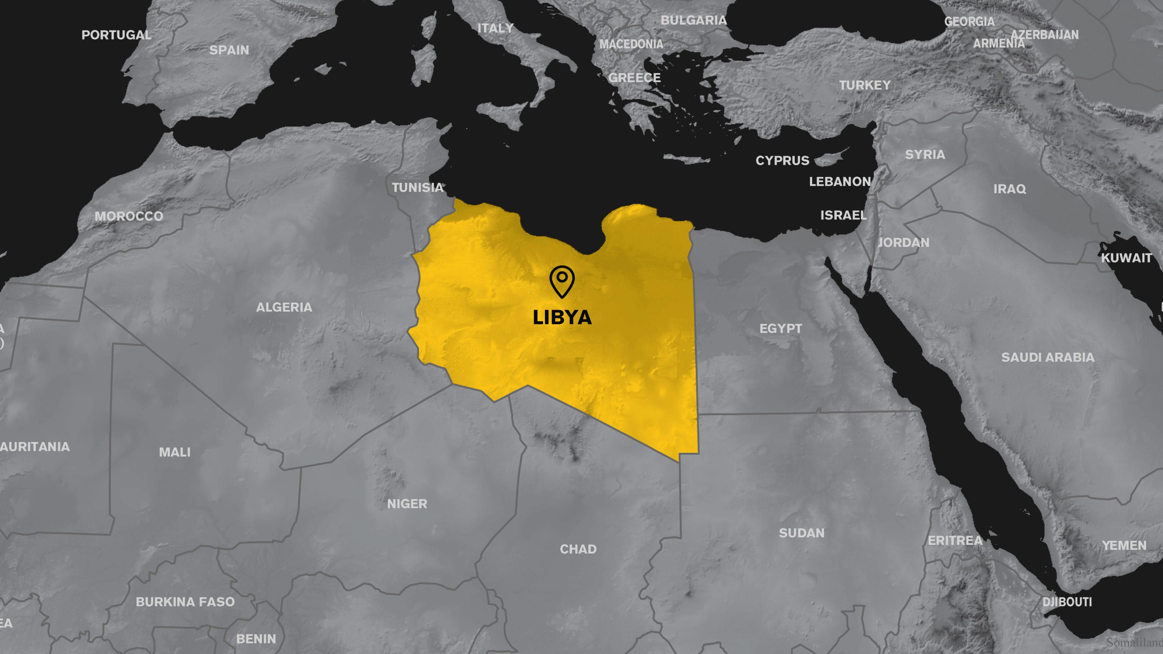 Libya International Rescue Committee IRC